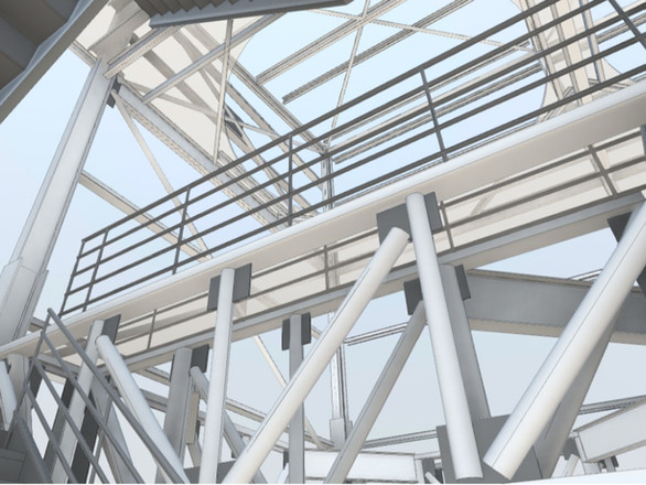 Structural Steel As-built 3