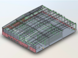 Warehouse as-built 1
