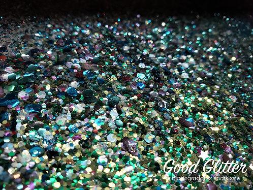 Kaleidoscope - No Waste Glitter