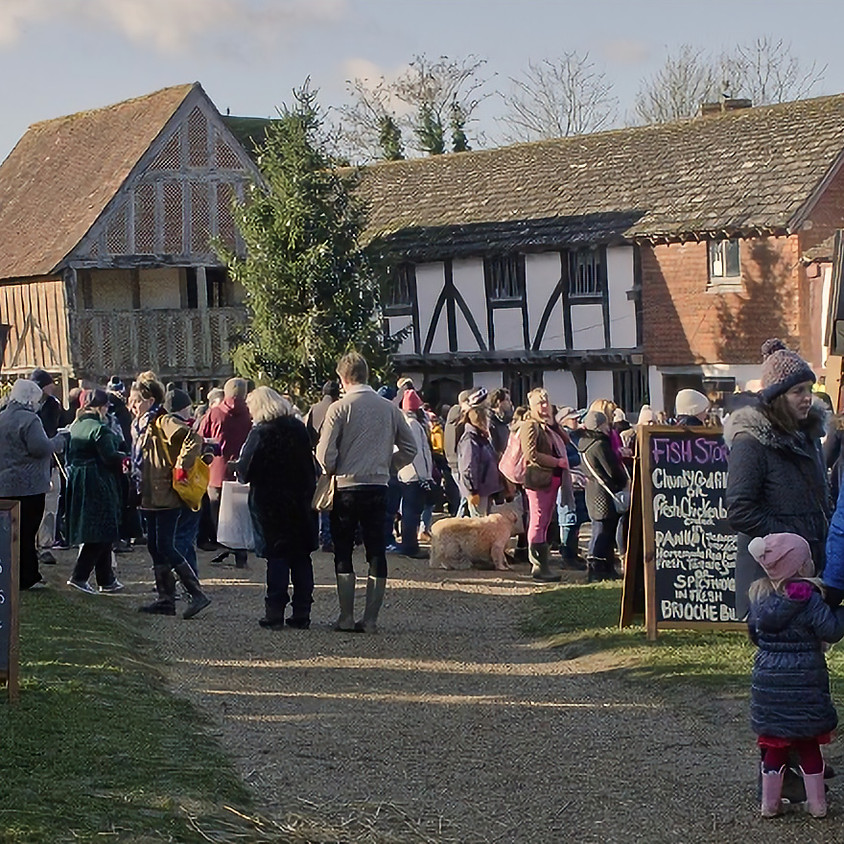 Weald and Downland Christmas Fayre
