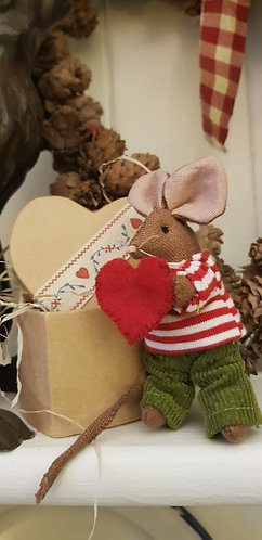 Miniature Collectable Mousie