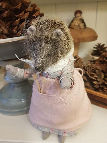 Miss Lydia the Hedgehog