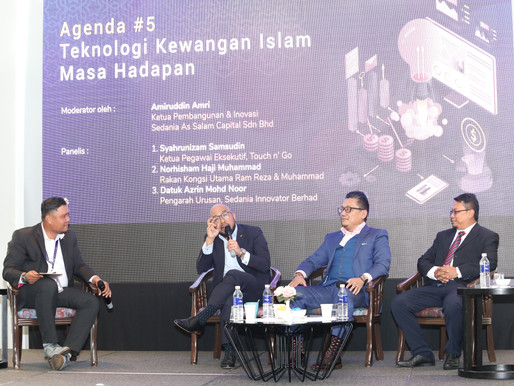 Teknologi Kewangan Islam Masa Hadapan