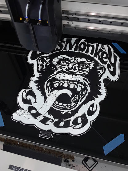 Gas Monkey Garage Logo