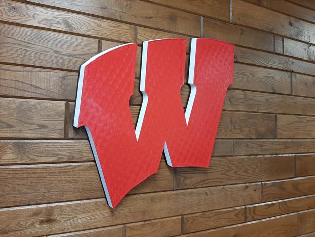 Wisconsin Badgers Logo 2