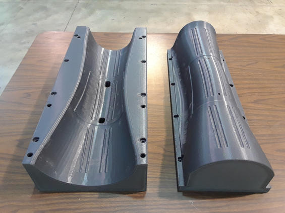 Aluminum forming Punch and Die