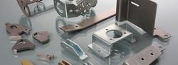 Laserteile und Kantteile