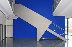 Galerie_Innentreppe-Bürogebäude