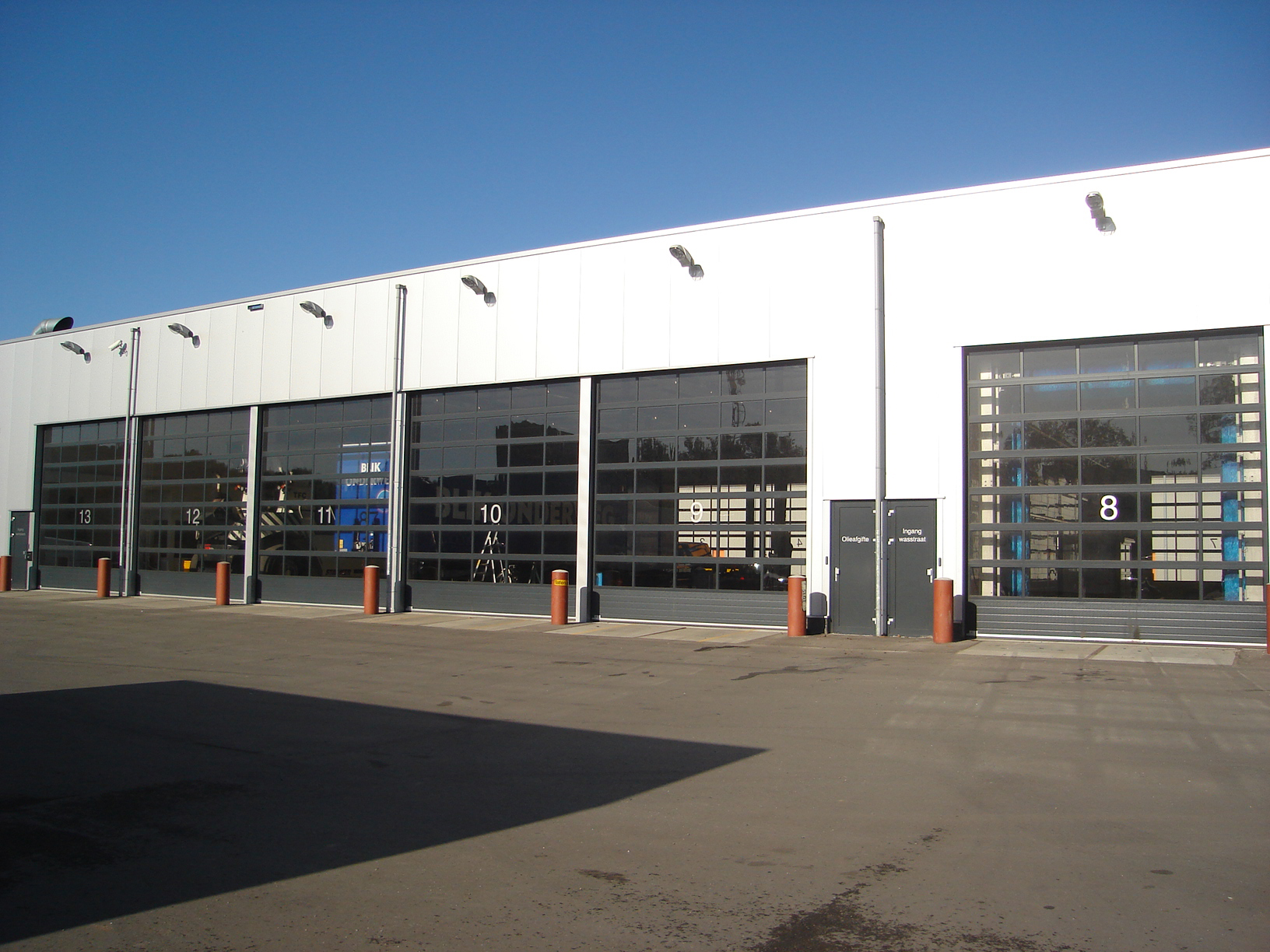 Hallen Industrietore