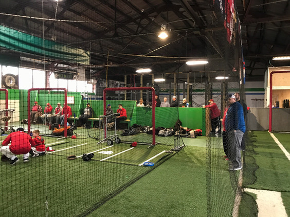 Smith/Fitch Catchers Clinic