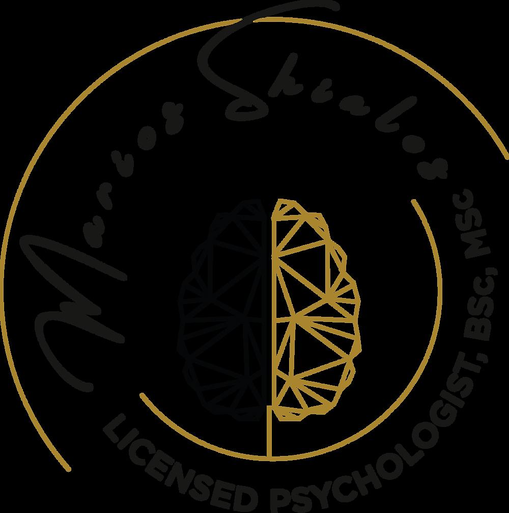 Μάριος Σιάλος Ψυχολόγος Λευκωσία Λογότυπο