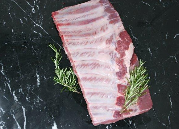 Pork Spare Ribs Plain (1kg)