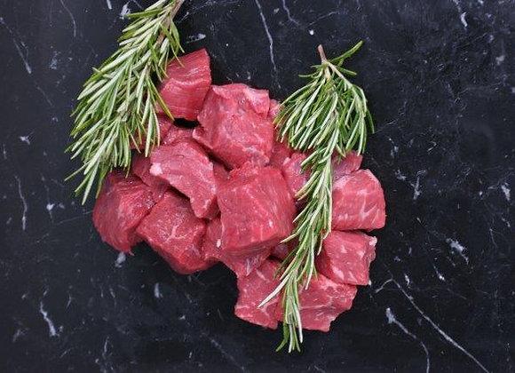 Lean Diced Beef (1kg)