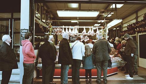 Christmas Butchers London - Smithfield B