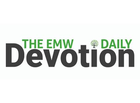 EMW Daily Devotion - 21 August 2020