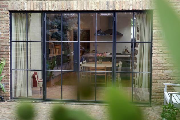 Crittla Door Extension / Oaklands Grove, London, W12
