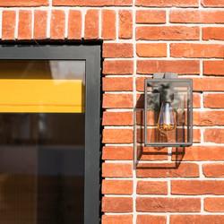 Brick and window detail