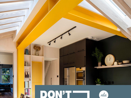 Yellow Steel House to be featured in Don't Move Improve 2020