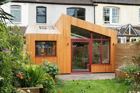Framed House / Nottingham Road, London, E10