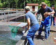 Elk River Fish Hatchery
