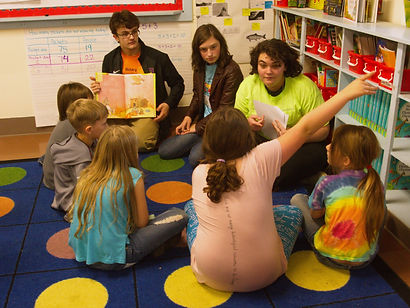 Peaceful Schools Reading Group