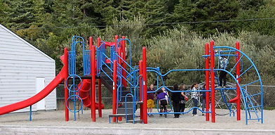 Driftwood School Playground