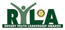 Rotary Youth Leadership Award Logo