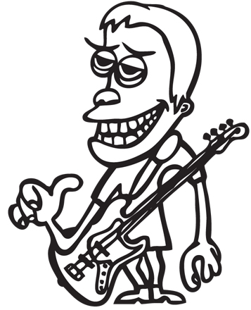 cartoon-musician
