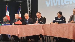 Motion déposée lors du 40ème  Congrès de l'UNPRG à Trégunc