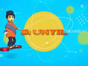 """Rawhaus featured on """"Si Unyil"""""""