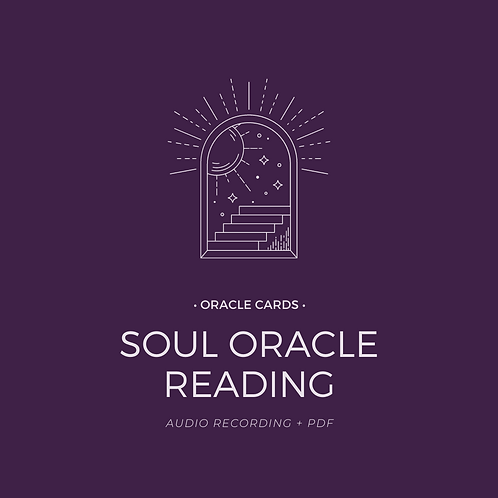 Soul Path Oracle Energy Reading