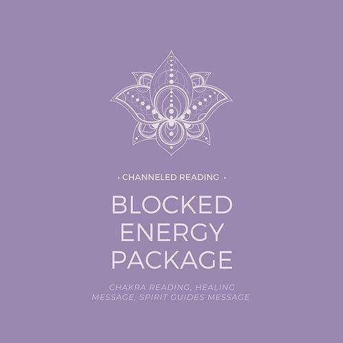Blocked Energy Package