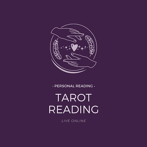 Tarot Cards Energy Reading (Live)
