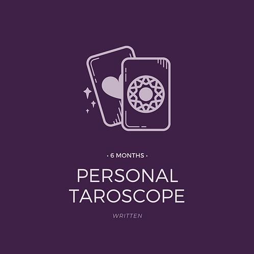 Personal Taroscope Energy Reading (6 Months)