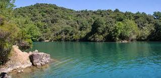 Such fun at Lac de Saint Cassien!