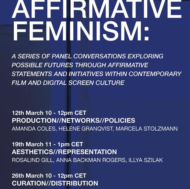 Affirmative seminars poster