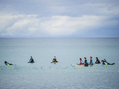 Surf Safari dans le Pays-Basque et les Landes.