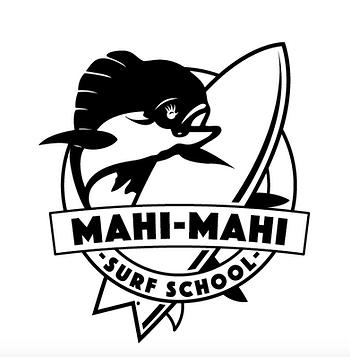 Mahi-Mahi Surf School logo école de surfe