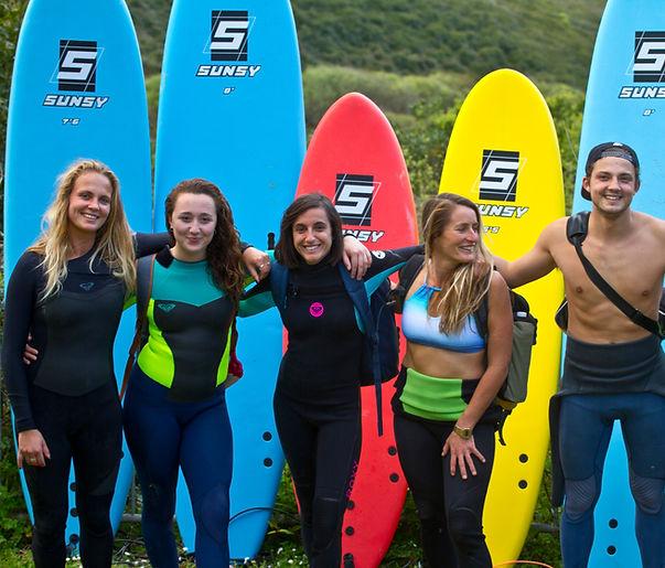 Cours de Surf de qualité