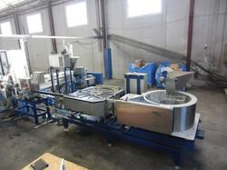 Inserting machine I-1100, Spain