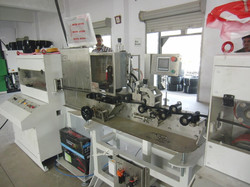 Perforating machine F-170, India