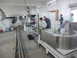 Inserting machine I-1090, India