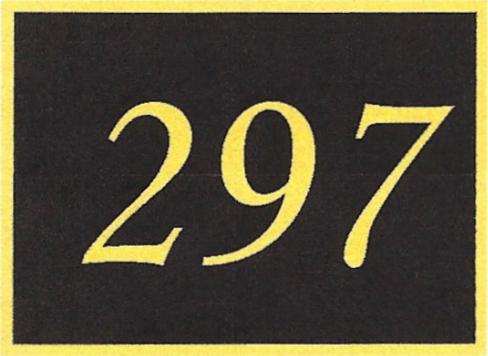 Number 297