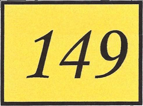 Number 149