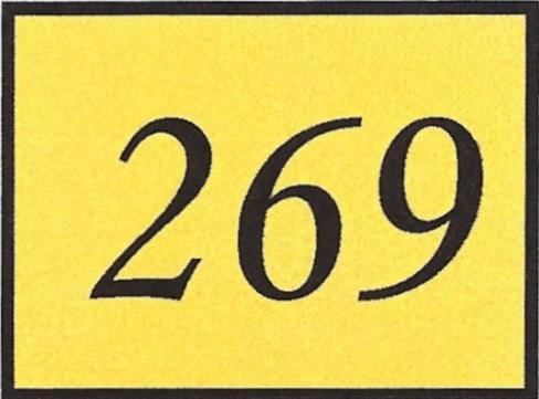 Number 269