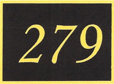 Number 279