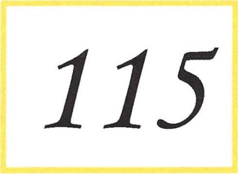 Number 115