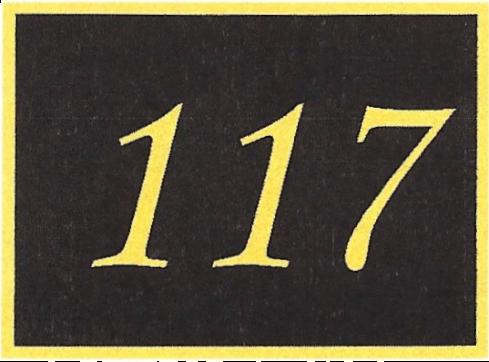 Number 117