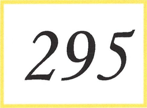 Number 295