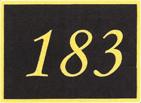 Number 183